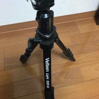 カメラの三脚