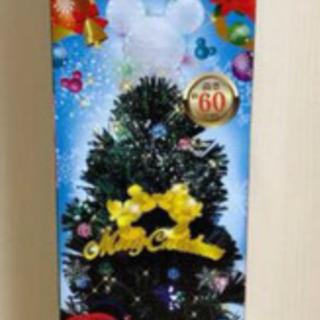 新品未開封ディズニー イルミネーションクリスマスツリー