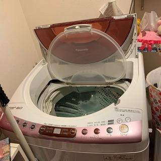 ✨パナソニック 洗濯機✨