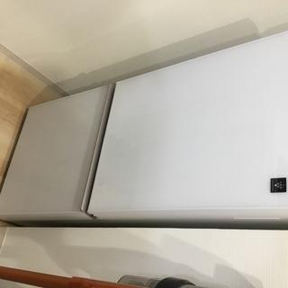 引き取り限定 冷凍冷蔵庫 137L 2ドア シャープ 新品同様 ...