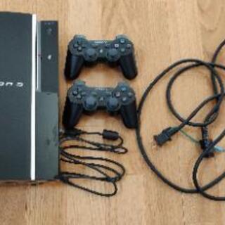 PS3 CECHL00 80GB 美品