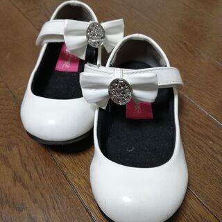 子ども靴 シューズ ディズニー プリンセス 18cm