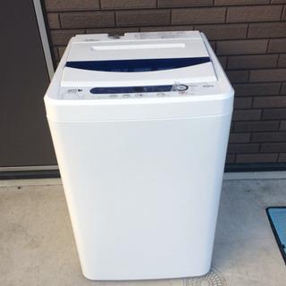 ヤマダオリジナル洗濯機 YWM-T50A 2016年製