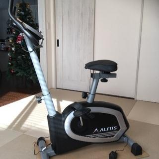 あげます!ALFITS プログラムバイク6215