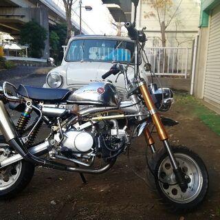 中華モンキー 125cc