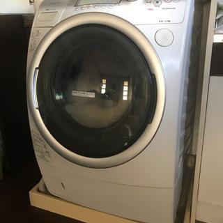 難ありTOSHIBA ドラム式洗濯乾燥機 TW-Z9000L