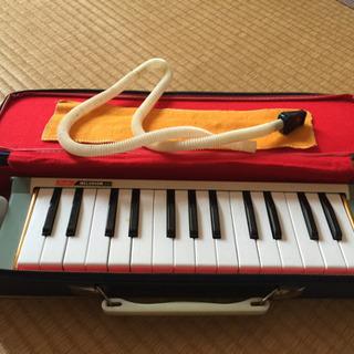 鍵盤ハーモニカ1