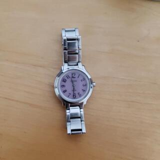 女性用 腕時計(ソーラー電池)