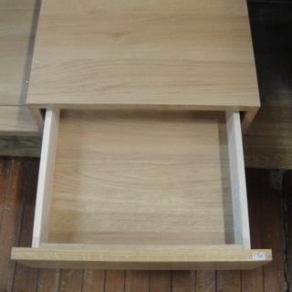 フランフラン  Francfranc ライツ コーヒーテーブル ガルト 大川家具 センターテーブル ガラステーブル 日本製 ローテーブル - 家具