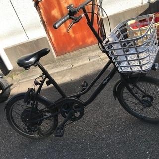 コンパクト電動アシスト自転車