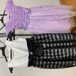 マザウェイズ ドレス 120cm フォーマル 結婚式 発表会