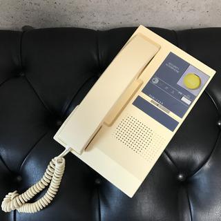 ジャンク インターフォン