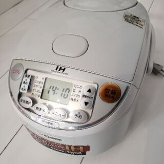 象印 IH炊飯器 NP-VE10