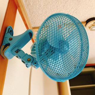 【12月22日(日)終了】ミニ扇風機 ワンコイン100円
