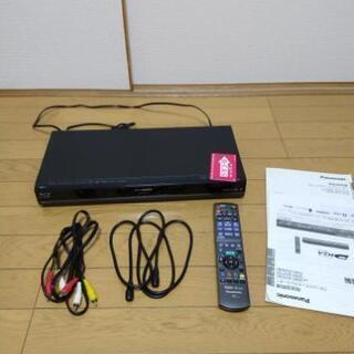 panasonicブルーレイレコーダー500GB DMR-BW6...