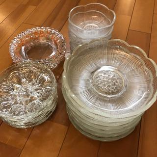 ガラス皿⑤