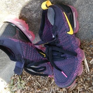 Nike vapormax  24.5cm フライニットヴェイパ...