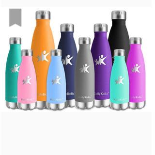 ステンレス水筒 魔法瓶 グレー 新品 期間限定価格!!!