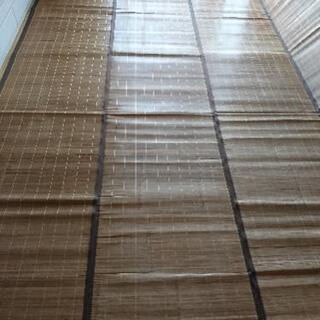 竹素材カーペット