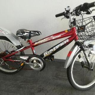 自転車 ミヤタ 20インチ シマノ変速機つき