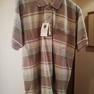 横縞のシャツ(SUN CARDINAL CLUB)