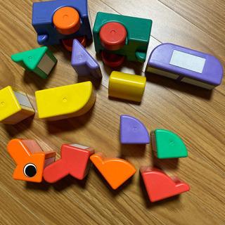 People 磁石のブロック?