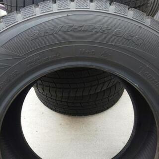 スタッドレスタイヤ 215/65R15 4本セット