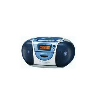 CDラジオカセット