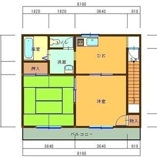 日立市川尻町6丁目 賃貸アパート  2DK