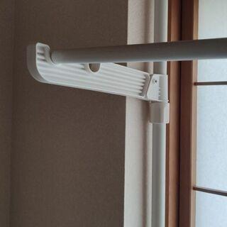 窓枠物干し 竿なし 12/25or26 お引き取り限定