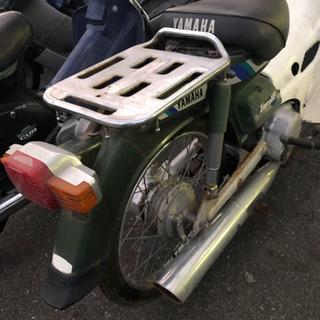 YAMAHA  タウンメイト 22F 型式 福岡市南区 - バイク