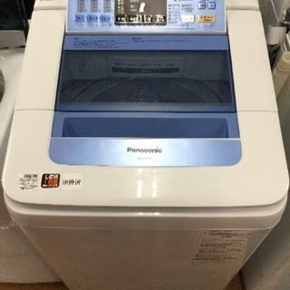 6ヶ月保証 Panasonic 全自動洗濯機