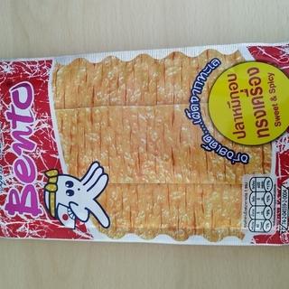 Bento ピリ辛味タイ産ののしいか (辛い)