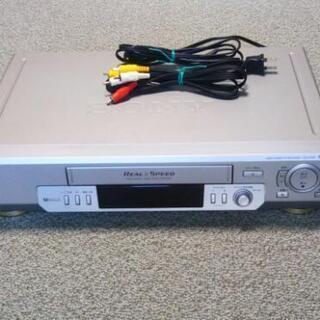 ビデオデッキVHS「SONY SLV-R150 Hi-Fi SQ...