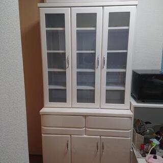 食器棚  ( 美品 )