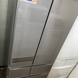 MITSUBISHI 6ドア冷蔵庫 MR-JX53Y-N1 52...