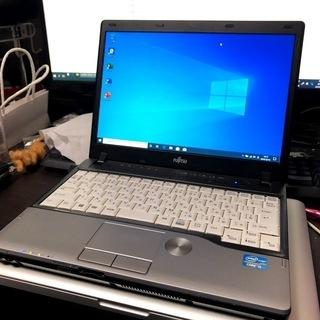 【在庫3台】Core i5搭載!Office認証済!富士通…