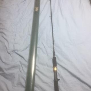 JACKSON プラズマシャフト 1ピース ベイトリール用ロッド