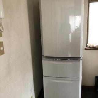 三菱 冷蔵庫 2011年製 370l