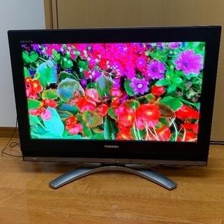 液晶テレビ26型 中古品 作動品