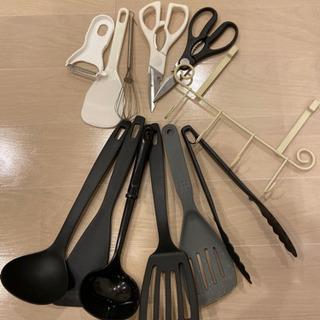 調理器具いろいろ