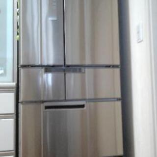三菱ノンフロン冷凍冷蔵庫501L