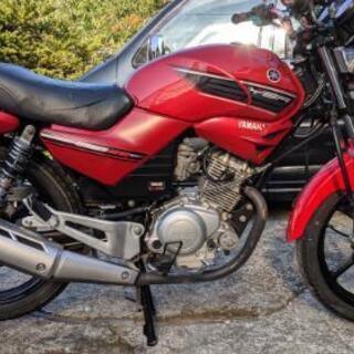 💖ヤマハYBR経済的なバイクですよ!