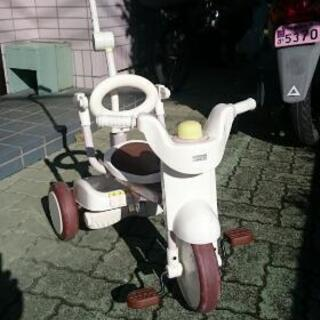 M&M iimo TRICYCLE   子供用三輪車