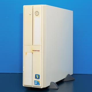 デスクトップパソコン FRONTIER Windows10Pro
