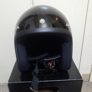 ジェット型ヘルメット 新品未使用
