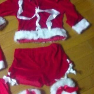 サンタクロース 衣装