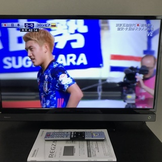 TOSHIBA 液晶テレビ REGZA 32型 32V31