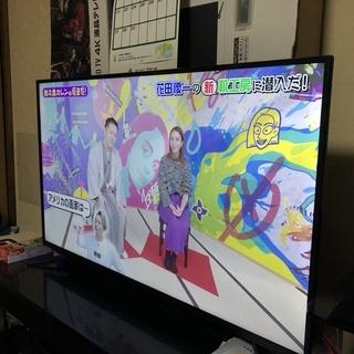50インチ 4KHDR対応 液晶テレビ