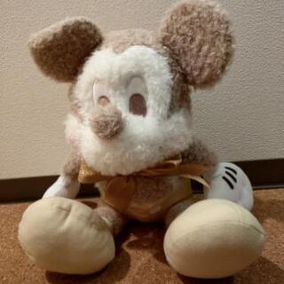 【値下げ】ミッキーマウス 赤いほっぺ メガジャンボホワイト…